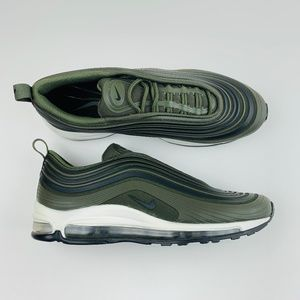 Nike Air Max 97 Ultra '17 Premium Cargo Black